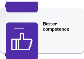 Better competence